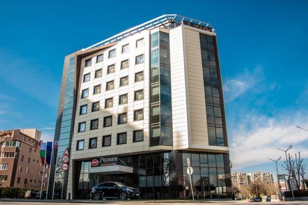 Best Western Premier Plovdiv екстериор.jpg